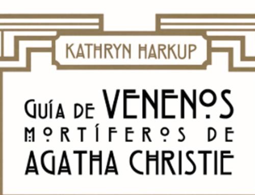 Agatha Christie se especializó en farmacología para crear el crimen perfecto