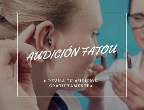 Revisa tu audición en Fatou con la seguridad que te ofrece un centro autorizado