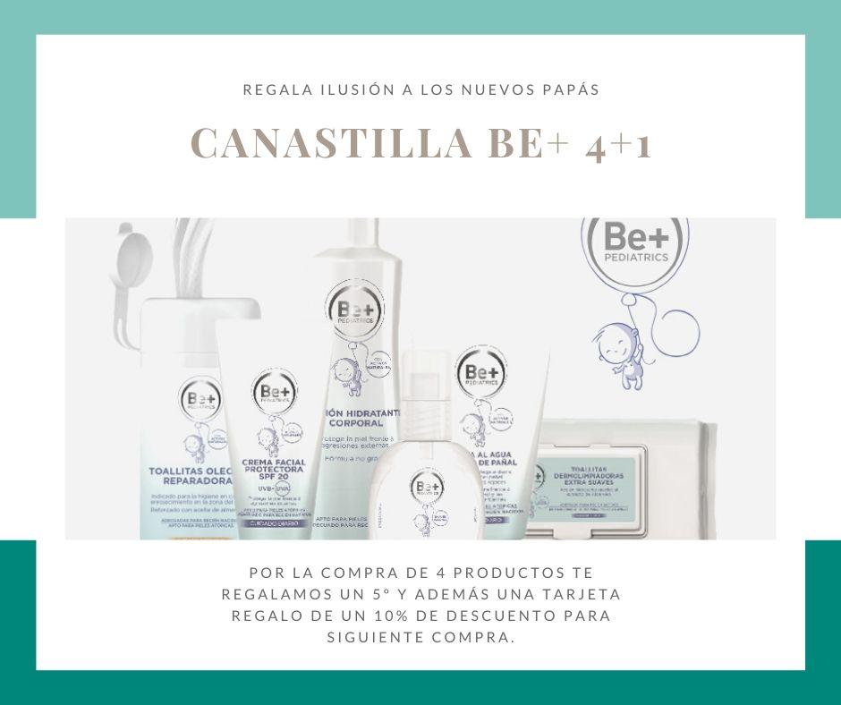 Canastilla Bebé Be+