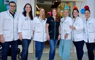 Farmacia Gines - Merienda solidaria AECC